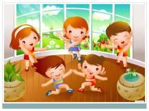 Досуг 1 июня - День защиты детей