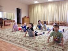 Упражнения для осанки и на гибкость