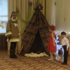 Юные герои в гостях у народов Севера