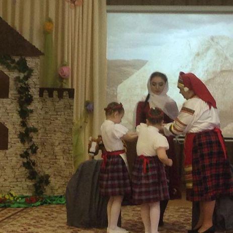 Народы Поволжья помогают добыть воду народам Кавказа